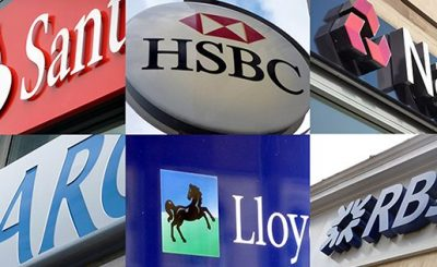 names of banks in uk