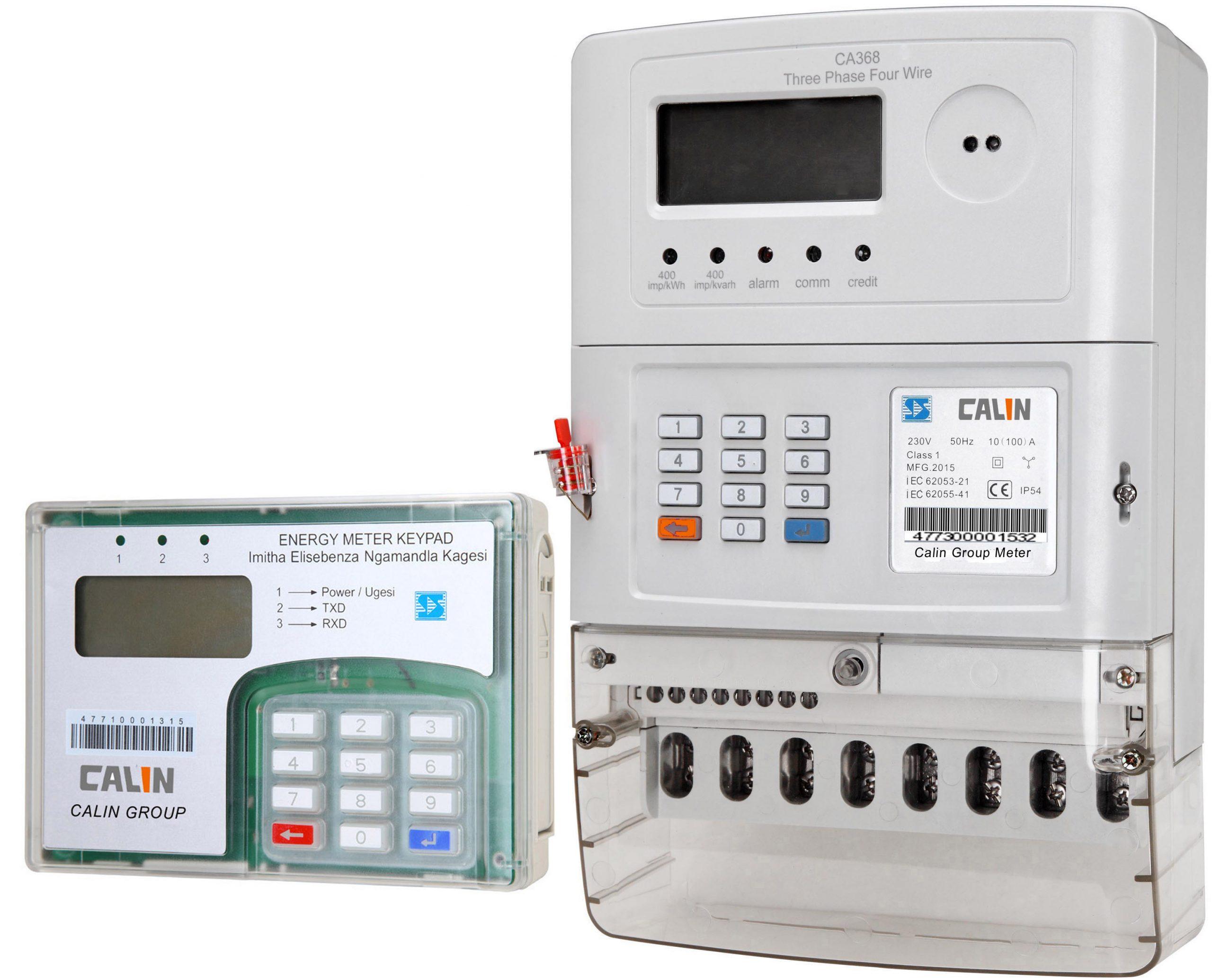 Installation of Prepaid meter