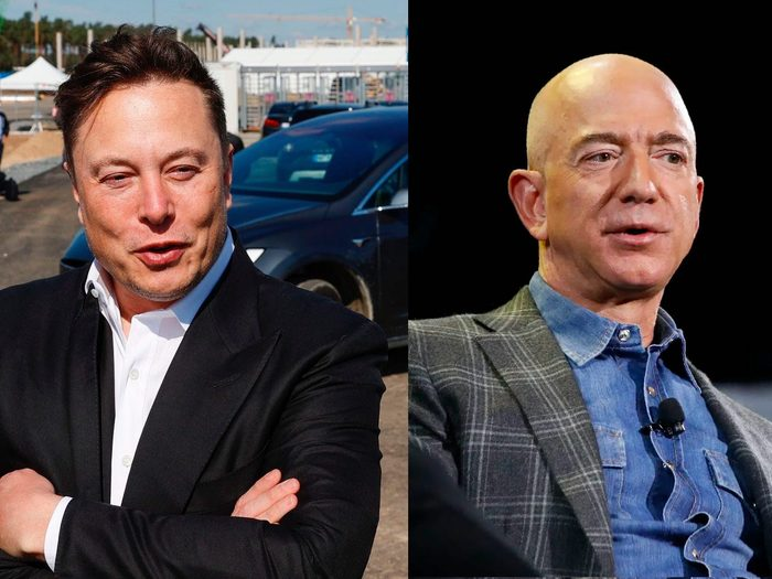 Elon Musk now world's richest man overtakes Jeff Bezos
