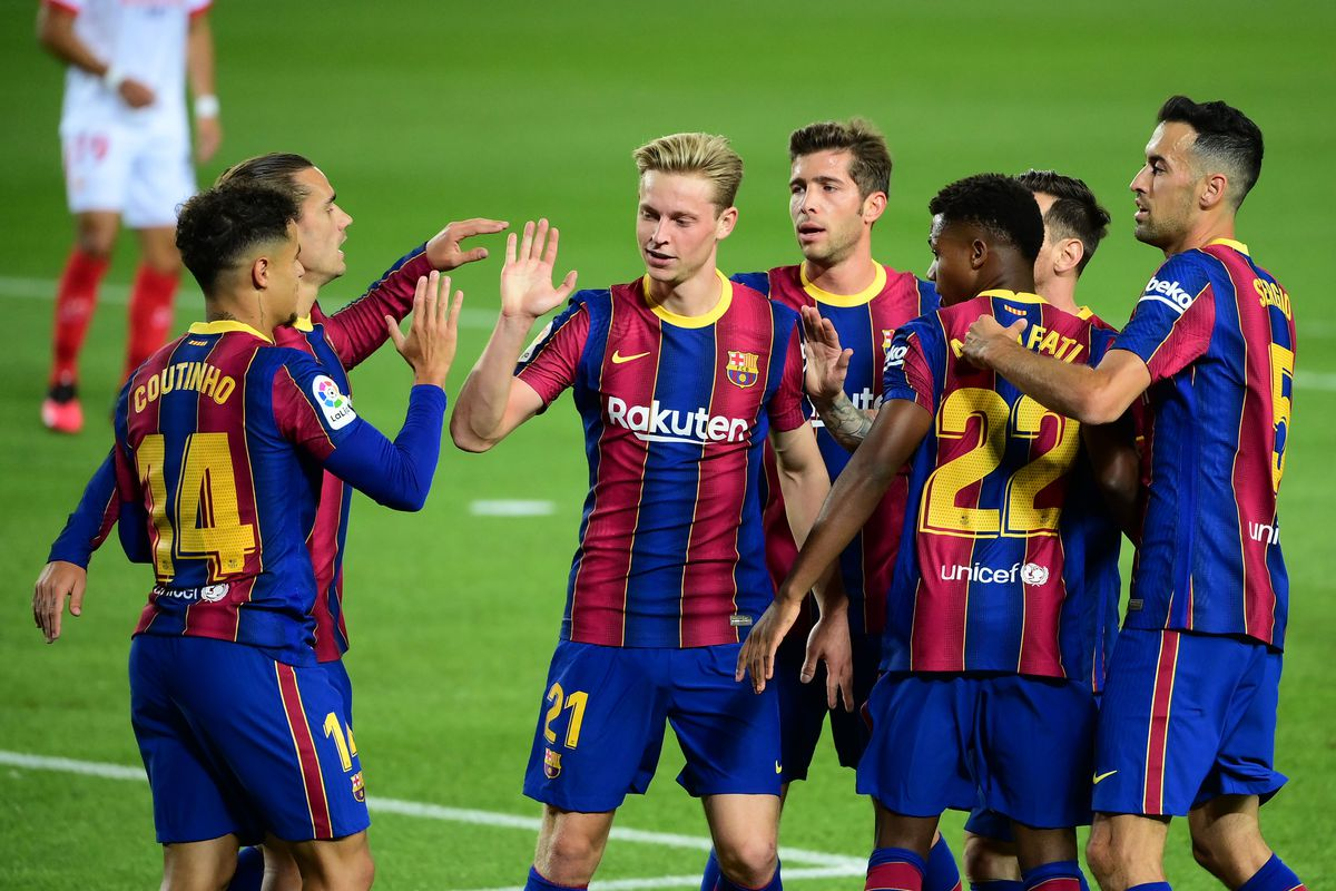 Barcelona in debt, owe 19 clubs amount to £112million