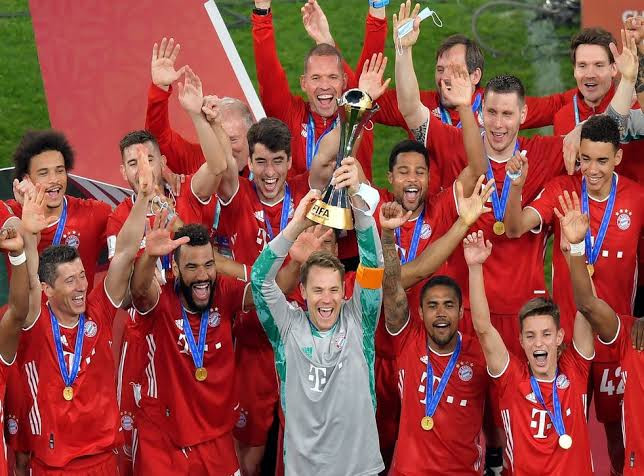 Bayern Munich wins sixth trophy in one season with Club World Cup victory over Tigres