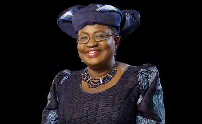 Ngozi Okonjo-Iweala confirmed as the next Director-General of the World Trade Organization WTO
