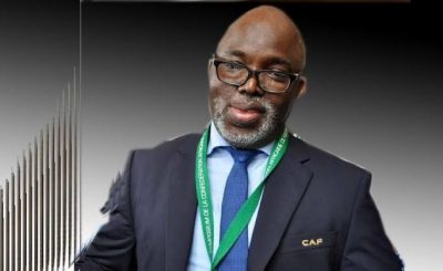 Amaju Pinnick wins FIFA council seat