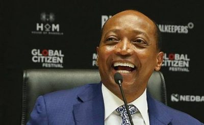 South African Billionaire,Patrice Motsepe, Becomes CAF President