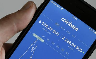 Coinbase goes public debuts on Nasdaq